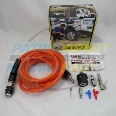 ARB Tyre Tire Inflation Pump Up Hose Kit for CKMA12 Compressor Nissan Navara Pathfinder