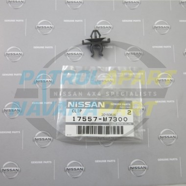 Genuine Nissan Navara D22 Air Conditioning Pipe Clip