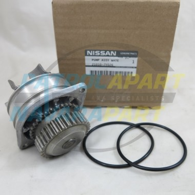 Genuine Nissan Navara D40 R51 VSK VQ40 Water Pump