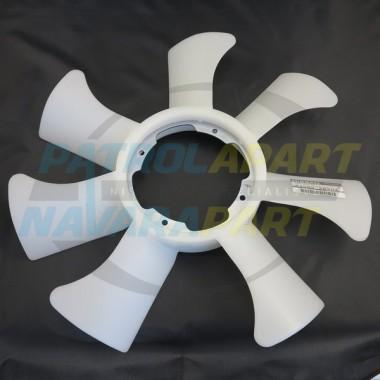 Nissan Navara D22 ZD30 Genuine Fan Blade
