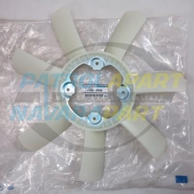 Genuine Nissan Navara D40 R51 VSK Spanish YD25 Fan Blade 2005-15