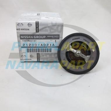 Genuine Nissan D22 & D40T Navara YD25 Thermostat