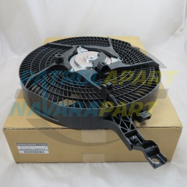 Genuine Nissan Navara D22 YD25 Condensor Fan Assembly