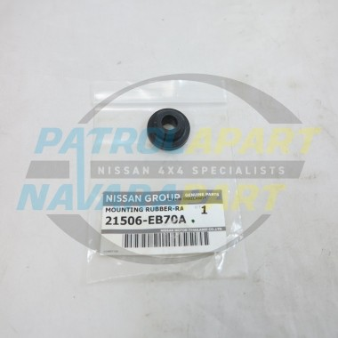 Genuine Nissan Navara D40 D22 Radiator Upper Mounting Rubber
