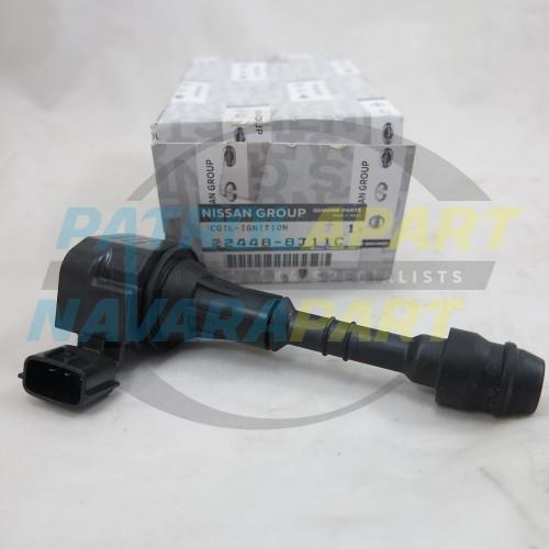 Genuine Nissan Navara Pathfinder D40 R51 VQ40 Ignition Coil Pack