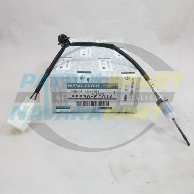 Genuine Nissan Navara D40 R51 Spanish YD25 EGT Male Temp Sensor