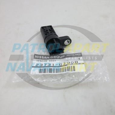 Genuine Nissan Navara D40 VQ40 RH Camshaft Position Sensor