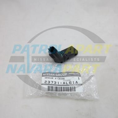 Genuine Nissan Navara D40 VQ40 LH Camshaft Position Sensor