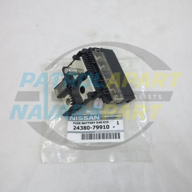 Genuine Nissan Navara D40 Thai YD25 VQ40 MNT Single Fusible Link