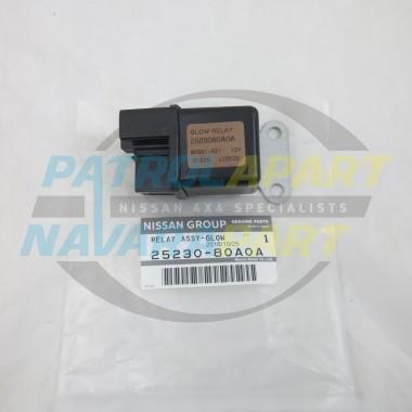 Genuine Nissan Navara D40 Pathfinder R51 Glow Plug Relay