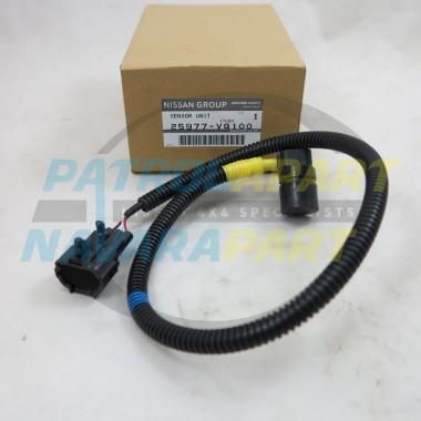 Genuine Nissan Navara D22 ZD30 Crank Angle Sensor