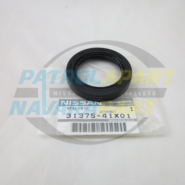 Genuine Nissan Navara D40 Spanish / Thai 2WD Auto Output Seal