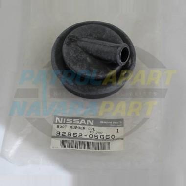 Nissan Navara D22 Genuine Gearstick Round Rubber Boot SC 2WD