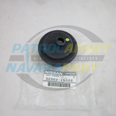 Genuine Nissan Navara D22 Gearstick Round Rubber Boot