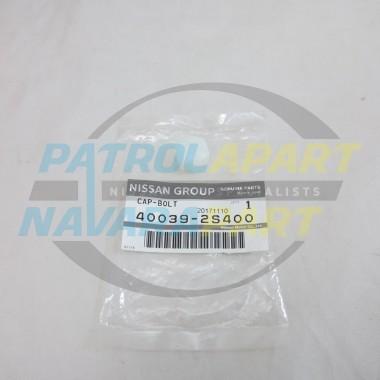 Genuine Nissan Navara D22 2WD Steering Lock Stop Nylon Cap