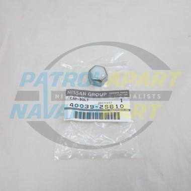 Genuine Nissan Navara D22 4WD Steering Lock Stop Nylon Cap