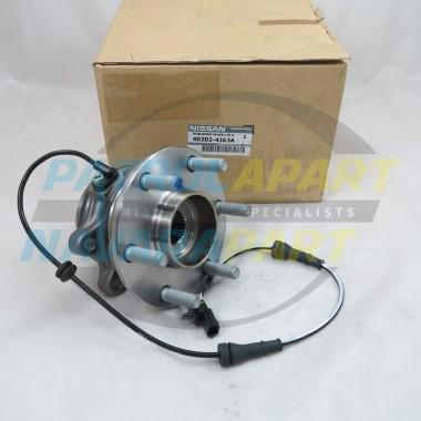 Genuine Nissan Navara D23 NP300 4WD Front Wheel Bearing Hub