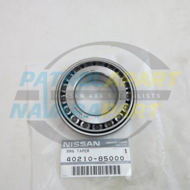 Genuine Nissan Navara D22 Rear Axle / Front Diff Carrier Bearing
