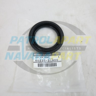 Genuine Nissan Navara D22 4WD Front Wheel Bearing Hub Seal