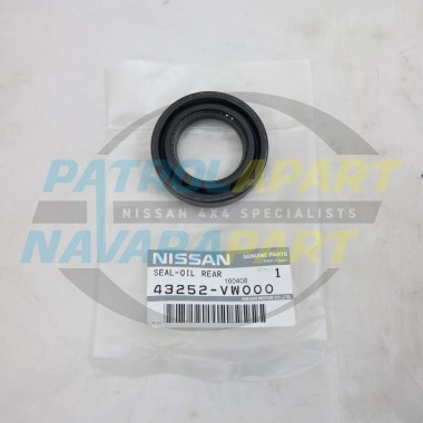 Genuine Nissan Navara D22 Rear Inner Axle Oil Seal