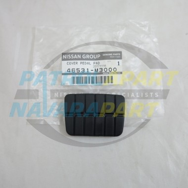 Genuine Nissan Navara D22 Pedal Rubber Manual 1997 - 2015
