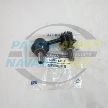 Genuine Nissan Navara D40 Spanish Right Hand Front Sway Bar Link