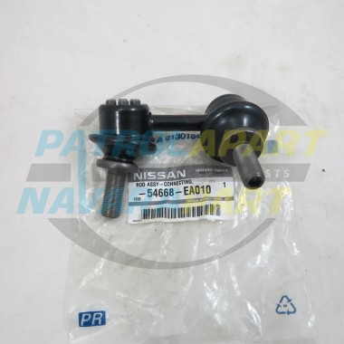 Genuine Nissan Navara D40 Spanish Left Hand Front Sway Bar Link