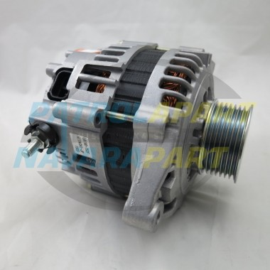 Nissan Navara Alternator D22 ZD30 Genuine Hitachi Made in Japan