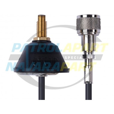 GME Antenna base and lead suit Nissan Navara Pathfinder D40 D22
