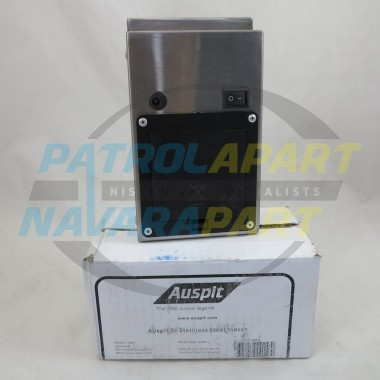 Auspit Drive Motor Stainless Steel for Spit Kit