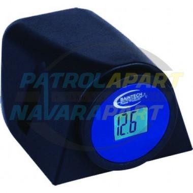 Baintech LCD Meter Surface Mount suit Nissan Navara Pathfinder