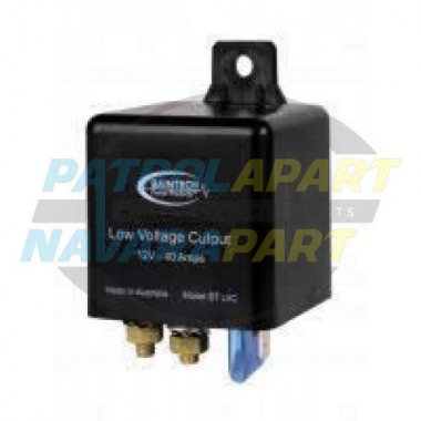 Baintech Low voltage cut out 40amp suit Nissan Navara Pathfinder