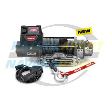 Warn XD9000 Low Mount Winch with Spydura Synthetic Rope
