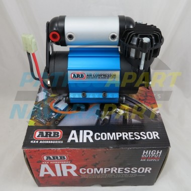 ARB High Output Air Compressor 12v inc. Loom & Bracket
