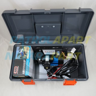 ARB High Output Portable Air Compressor 12v includes Carry Case