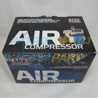 ARB Compact Air Compressor Air Locker Activation