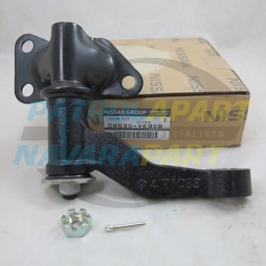 Genuine Nissan Navara D22 4WD Tie Rod Idler Arm Assembly