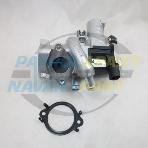 Nissan Navara D40 R51 Pathfinder VSK V9X STX-550 EGR Valve Assembly