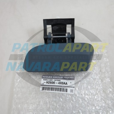 Genuine Nissan Pathfinder R51 Right Hand Rear Outer Door Handle