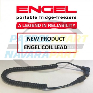 Engel 12v & 24v Coil Lead Cord G Type suit C D E F series Fridges