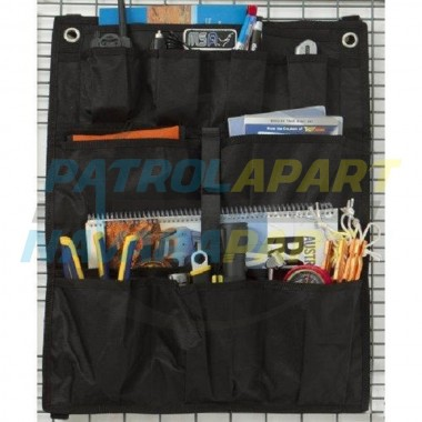 MSA Cargo Barrier Organiser Large