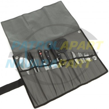 MSA TOOL & CUTLERY Roll good for camping 4wd and picnic