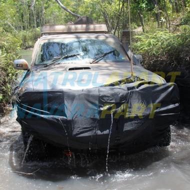 MSA Water Crossing Bra Large Size suit Nissan Navara D22 D40 D23