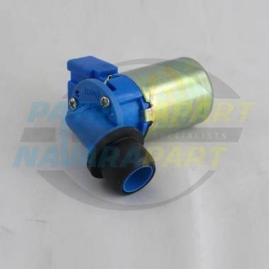 Nissan Navara D40 Thai Front Washer Pump Motor