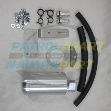 Nissan Navara D22 ZD30 3.0L High Performance Diesel Catch Can