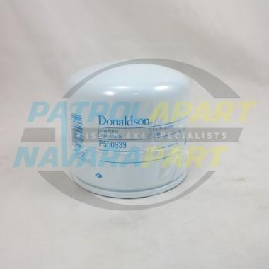 Donaldson Nissan Navara D40 R51 D22 MNT VSK YD25 Oil Filter