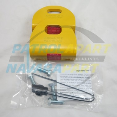 Recovery Point Nissan Navara D40 PAIR suit VQ40 YD25 V9X