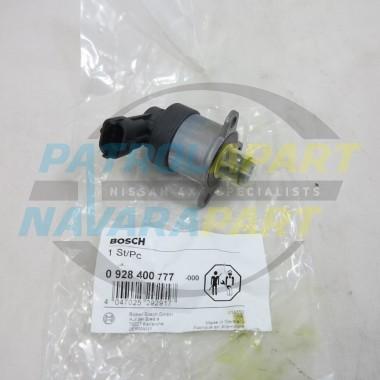 Nissan Navara Suction Control Valve D40 R51 V9X 3.0L V6 STX550