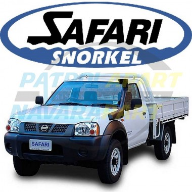 Nissan D22 Navara YD25 ZD30 Genuine Safari Snorkel Single Battery