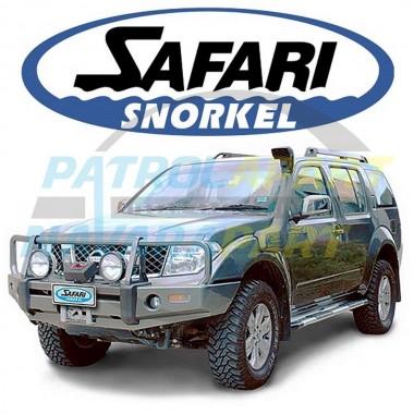 Nissan D40 Navara Spanish YD25 Genuine Safari Snorkel 2005-2009